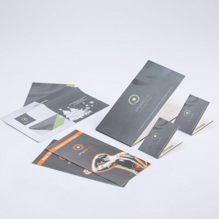 Erstellung Corporate Design für Web und Print
